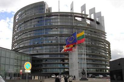 Sinister Sites - The EU Parliament
