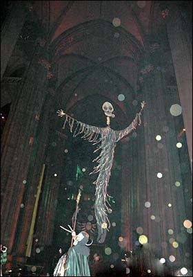 Sinister Sites - St. John The Divine Cathedral