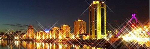 Sinister Sites - Astana, Khazakhstan