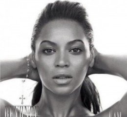 Good Beyonce with cross