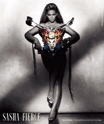 Beyonce to Sasha Fierce: Symbolic Occult Rebirth