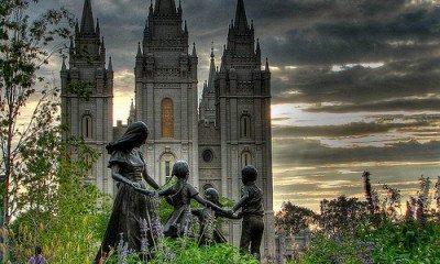Sinister Sites - Temple Square, Utah