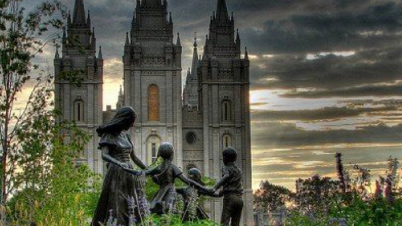 Sinister Sites - Temple Square, Utah