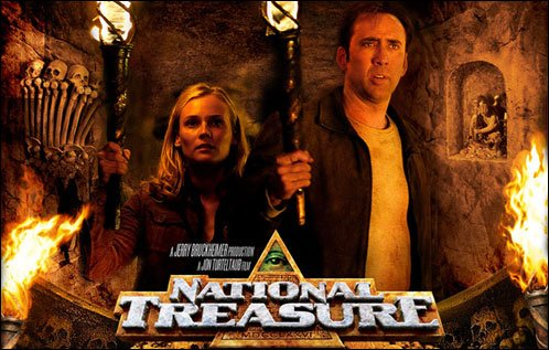 national treasure How Hollywood Spreads Disinformation About Secret Societies