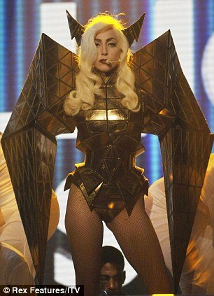 Lady Gaga, The Illuminati Puppet
