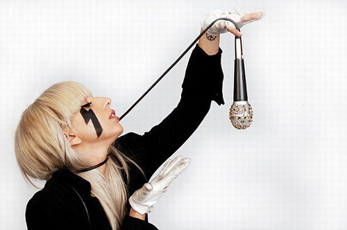lady gaga Lady Gaga, The Illuminati Puppet