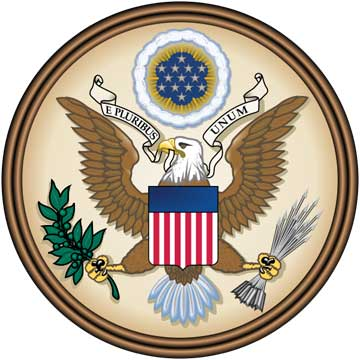 US GreatSeal Obverse600px The Jewish Influence on the Great Seal of the U.S.A.