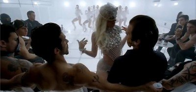 gaag4 Lady Gagas Bad Romance   The Occult Meaning