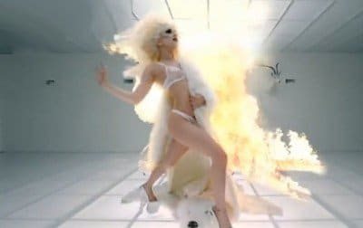 gaag7 Lady Gagas Bad Romance   The Occult Meaning