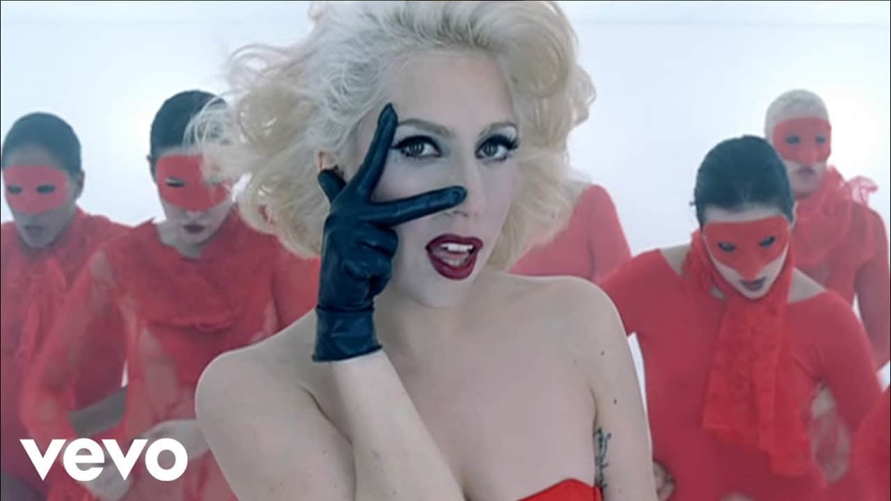 Lady Gaga's Bad Romance - The Occult Meaning