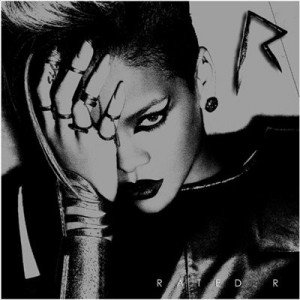 rihanna rated r album cover1 Rihannas Russian Roulette or Whats Wrong with the Entertainment Industry