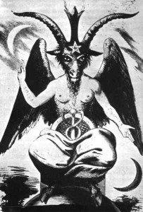 baphomet e1265672609513 The Occult Symbolism of Sherlock Holmes