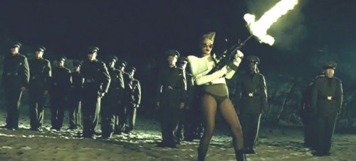 The Transhumanist and Police State Agenda in Pop Music