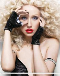 "bionicphotoshoot Christina Aguilera's ""Not Myself Tonight"": More Illuminati Music"