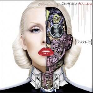 "christina aguilera bionic album cover e1273929266770 Christina Aguilera's ""Not Myself Tonight"": More Illuminati Music"