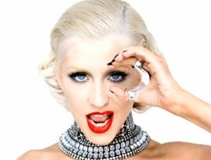 "xtina3 e1273930457404 Christina Aguilera's ""Not Myself Tonight"": More Illuminati Music"
