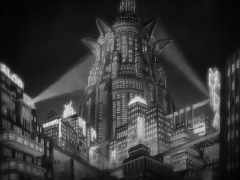 The Occult Symbolism Of Movie Metropolis And Its Importance In Pop