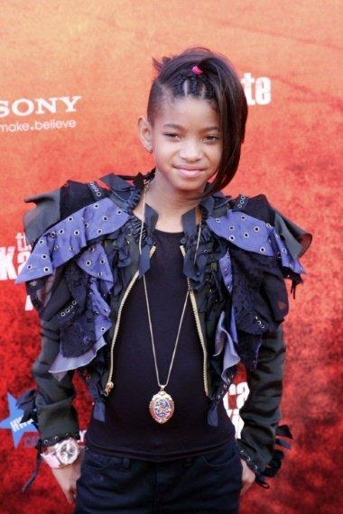 Willow Smith: Next Illuminati Star?