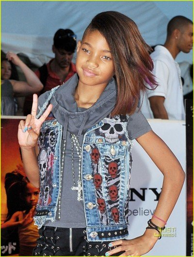 Willow Smith: Next Illuminati