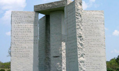 Sinister Sites: The Georgia Guidestones