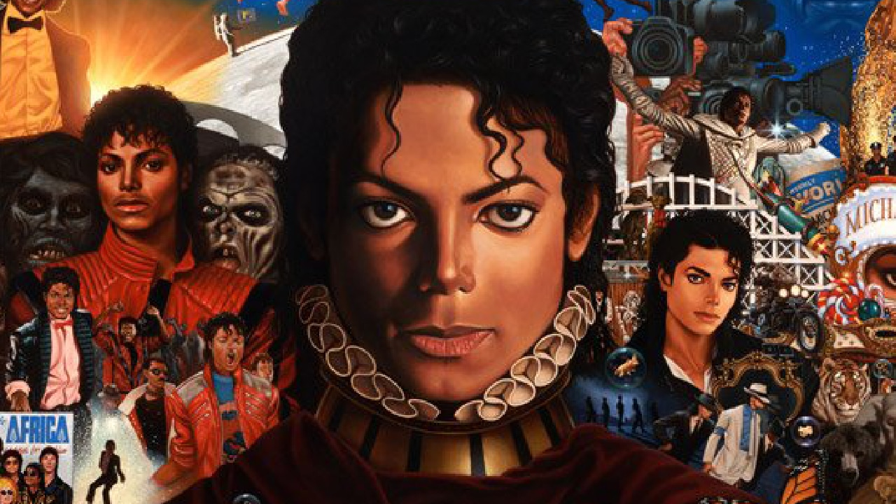 leadmikeal Michael Jackson's New Album Cover: Rife with Symbolism