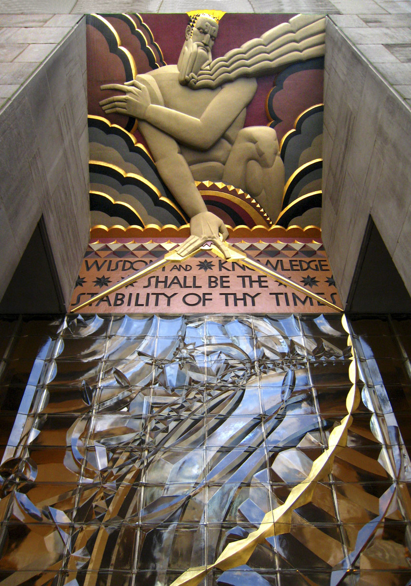 The occult symbolism of the los angeles central library lawries wisdom buycottarizona