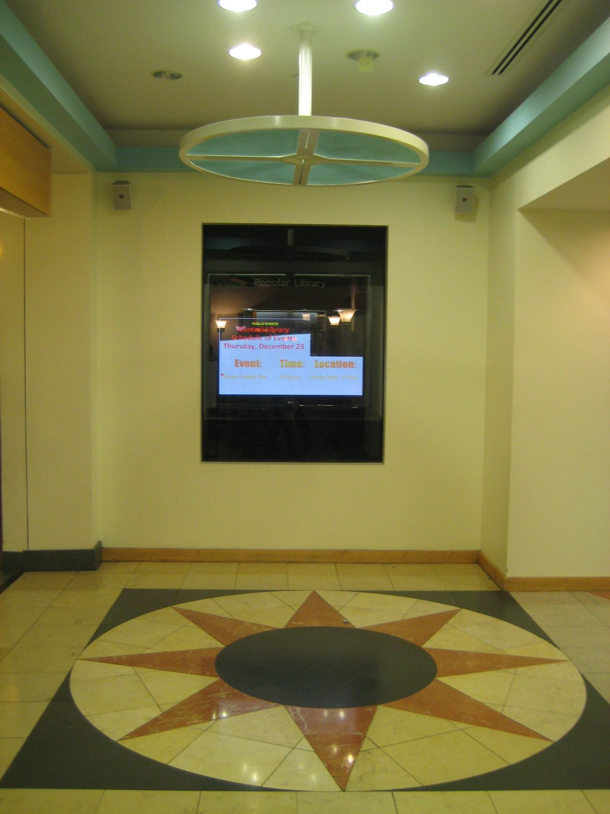 The occult symbolism of the los angeles central library the star of ishtar eight pointed buycottarizona