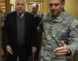 Army Deploys Psy-Ops on U.S. Senators