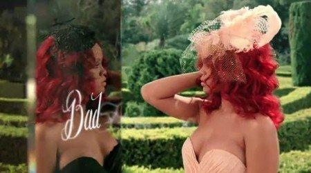 Rihanna's Mind Control Perfume Ad