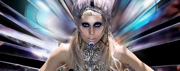 bornlead1 Born This Way   Lady Gagas Demonic NWO Illuminati Music