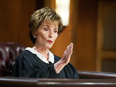 judge judy 400ds0620