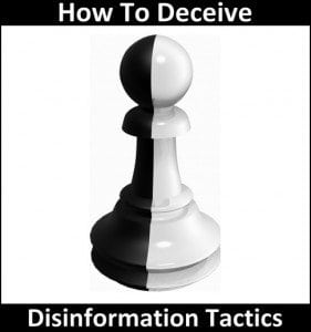 The 25 Rules of Disinformation