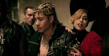 "Lady Gaga's ""Judas"" and the Age of Horus"