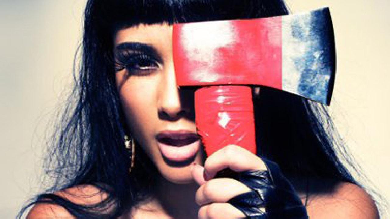 "leadnatalia 1 Natalia Kills' ""Zombie"" and ""Wonderland"": Dedicated to Illuminati Mind Control"