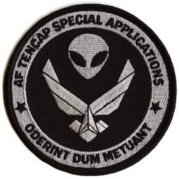 PSY OPS - SPECIAL FORCES - Shell Burst - RARE PATCH