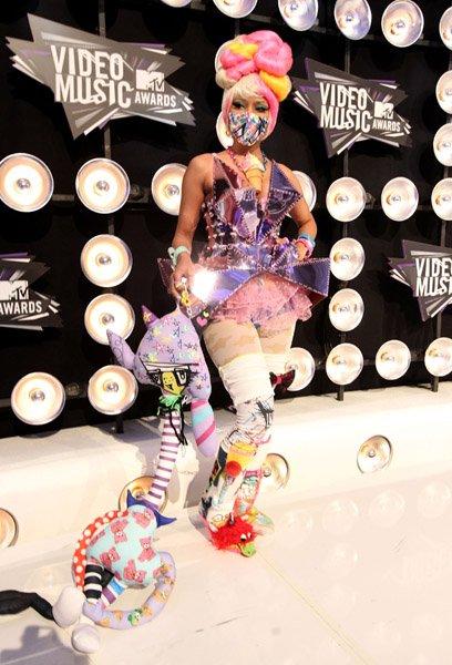 The 2011 VMAs: A Celebration of Today's Illuminati Music Industry