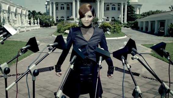 "Brown Eyed Girls' Video ""Sixth Sense"" or How the Elite Controls Opposition"