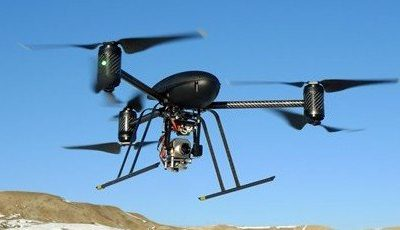 Unmanned Drones to Patrol U.S. Skies in Near Future