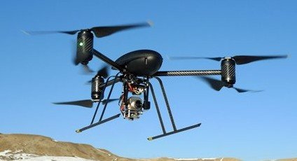 drone e1330356733357 Unmanned Drones to Patrol U.S. Skies in Near Future