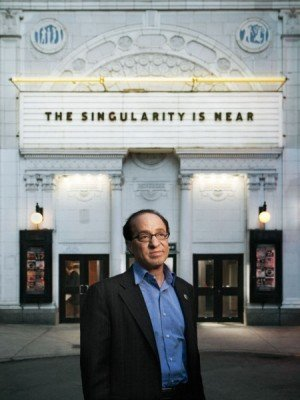 Ray Kurzweil in Time Magazine