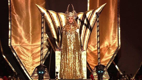Madonna's Superbowl Halftime Show: A Celebration of the Grand Priestess of the Music Industry