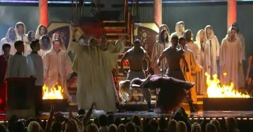 Whitney Houston and the 2012 Grammy Awards Mega-Ritual