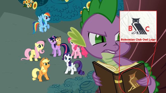 mylittleponey Symbolic Pics of the Month (03/12)
