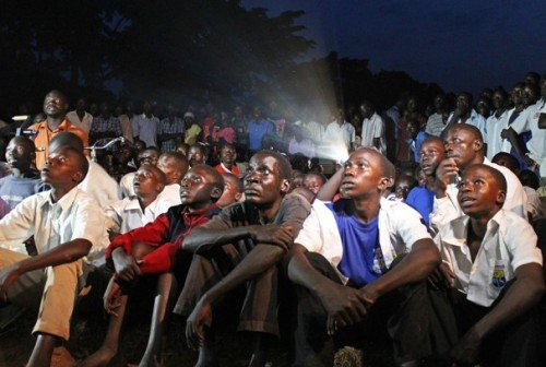 KONY 2012 Screening in Uganda Met With Anger
