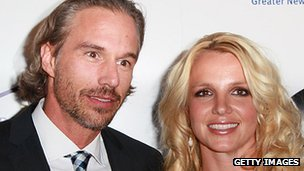 Britney Spears' Fiance To Share Legal Control Over Her
