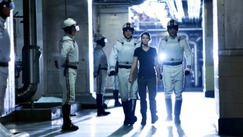 """Hunger Games Lawrence Katniss1 e1333571105805 """"The Hunger Games"""": A Glimpse at the Future?"""