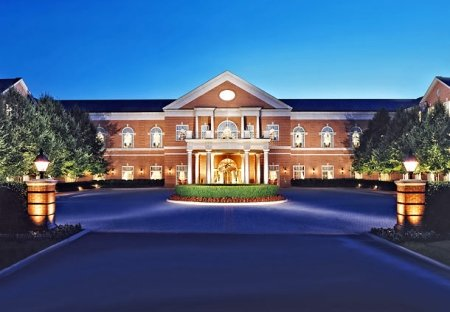 The 2012 Bilderberg meeting is taking place at Westfields Marriott in Virginia