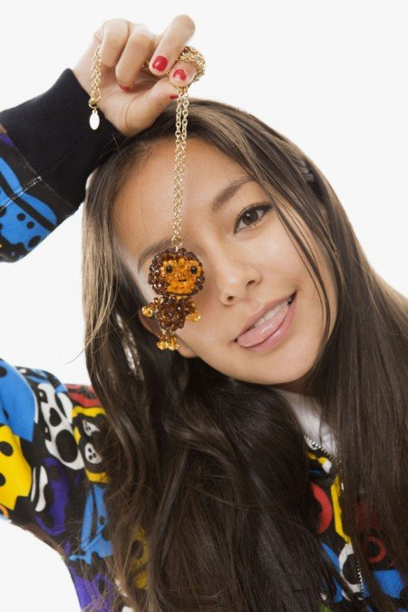 Symbolic Pics of the Month a bathing ape ladies 2012 fallwinter lookbook 18 e1341328374331