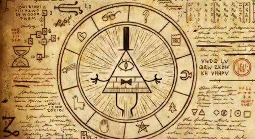 Quot Gravity Falls Quot A New Disney Tv Show Loaded With