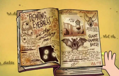 """Gravity Falls"": A New Disney TV Show Loaded With Illuminati Symbolism"